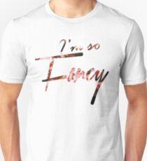 Iggy Azalea / Fancy (floral) Unisex T-Shirt