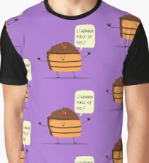 Trouble Caker! Graphic T-Shirt