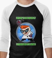 Dexter's Laboratory  Men's Baseball ¾ T-Shirt