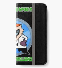 Dexter's Laboratory  iPhone Wallet/Case/Skin
