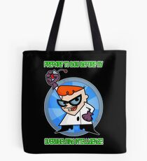 Dexter's Laboratory  Tote Bag