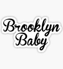 Lana Del Rey / Brooklyn Baby Sticker