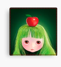 Red Green Canvas Print