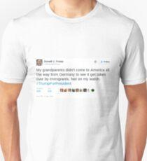 Donald Trump Tweet T-Shirt