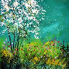 My garden s seringa by calimero