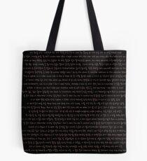 Cypher PT3 - BTS Tote Bag