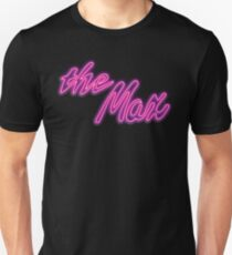 """""""The Max"""" - Leuchtreklame auf """"Saved By The Bell"""" Slim Fit T-Shirt"""