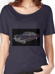 1950's Cadillac Eldorado Women's Relaxed Fit T-Shirt