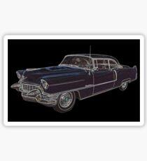 1950's Cadillac Eldorado Sticker
