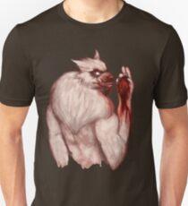 Werwolf Havara / Tasting Prey Back Unisex T-Shirt