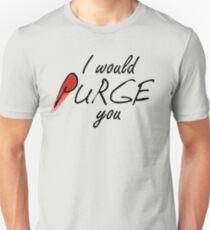 The Purge Slim Fit T-Shirt