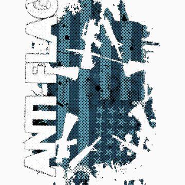 Anti Flag by Tenkanos