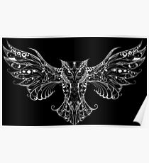 OWL – Go find your wings and fly Poster