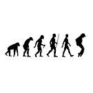 Evolution of Pop (Black Version) by Thomas Erlandsen