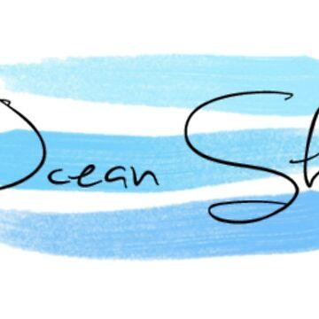 Ocean Skies by meganbxiley