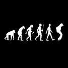 Evolution of Pop (White Version) by Thomas Erlandsen