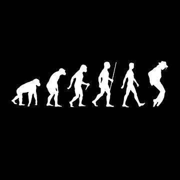 Evolution of Pop (White Version) by Talminator