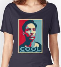 ABED NADIR COOL Women's Relaxed Fit T-Shirt