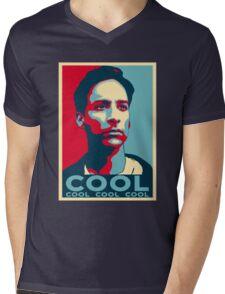 ABED NADIR COOL Mens V-Neck T-Shirt