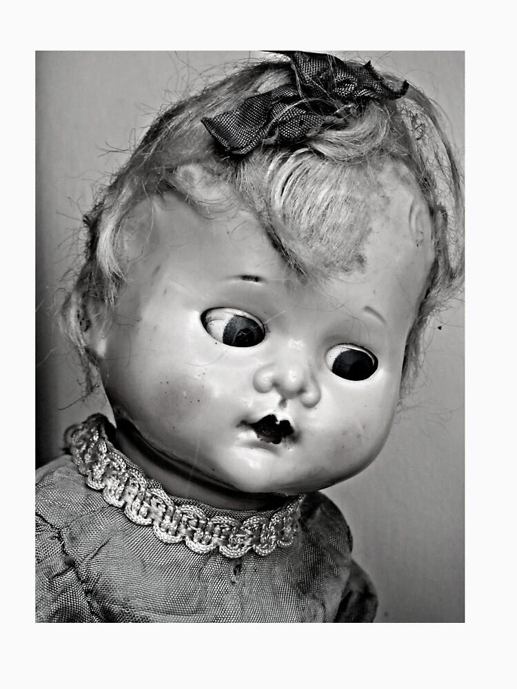 kewpie doll by ceceraven