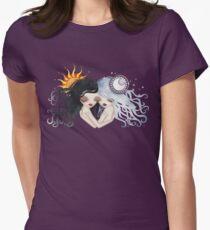 Emma & Gemma (Gemini) ~ Zodiac Series  Women's Fitted T-Shirt