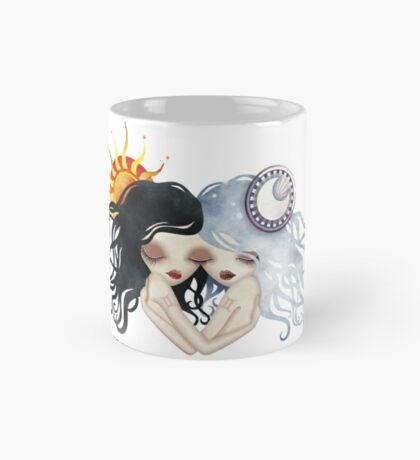 Emma & Gemma (Gemini) ~ Zodiac Series  Mug