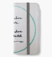 That Would Be Enough iPhone Wallet/Case/Skin