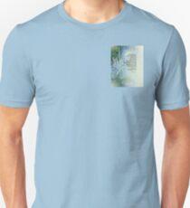 Serenity Prayer Blue Cone Flowers T-Shirt