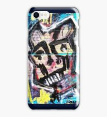 folky creature iPhone Case/Skin