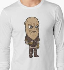 Star Trek DS9 - Morn the Lurian with Drink Long Sleeve T-Shirt