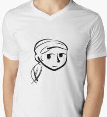 untitled-02 Men's V-Neck T-Shirt