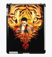 Jensen's eye of the tiger iPad Case/Skin