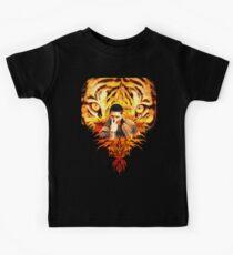 Jensen's eye of the tiger Kids Tee
