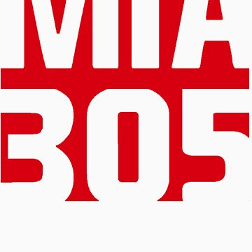 MIA 305 by 305clothing