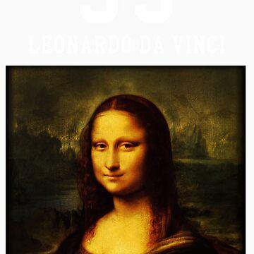 "American ""Mona Lisa"" by Kreuzigen"