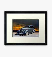 1937 Ford Sedan  Framed Print