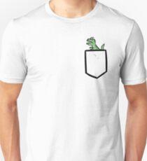T-rex Pocket T-Shirt