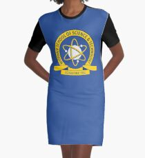 Midtown School of Science and Technology Logo Graphic T-Shirt Dress