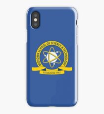 Midtown School of Science and Technology Logo iPhone Case/Skin