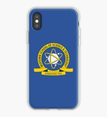 Midtown School of Science and Technology Logo iPhone Case