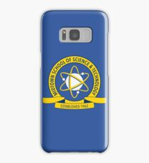 Midtown School of Science and Technology Logo Samsung Galaxy Case/Skin