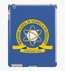 Midtown School of Science and Technology Logo iPad Case/Skin