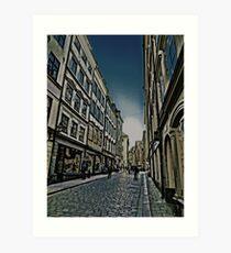 Gamla Stan, Stockholm, by Tim Constable Art Print