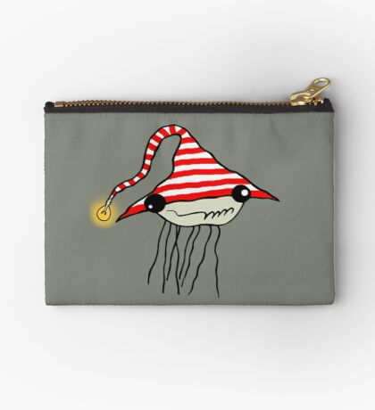 Jellyfish Boy Zipper Pouch
