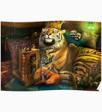 The Storyteller Poster