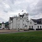 Blair Castle by IslandImages