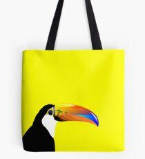Toucan Beach Tote Bag
