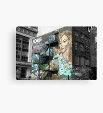Manchester - Ride Low Canvas Print
