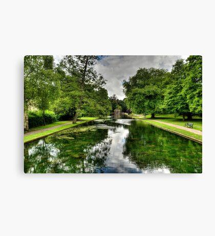 Russell Gardens, Alkham Canvas Print