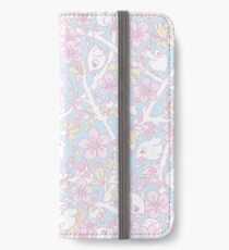 Apple Blossoms iPhone Wallet